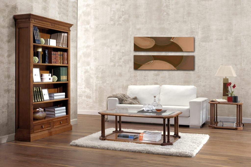 muebles clasicos de salon