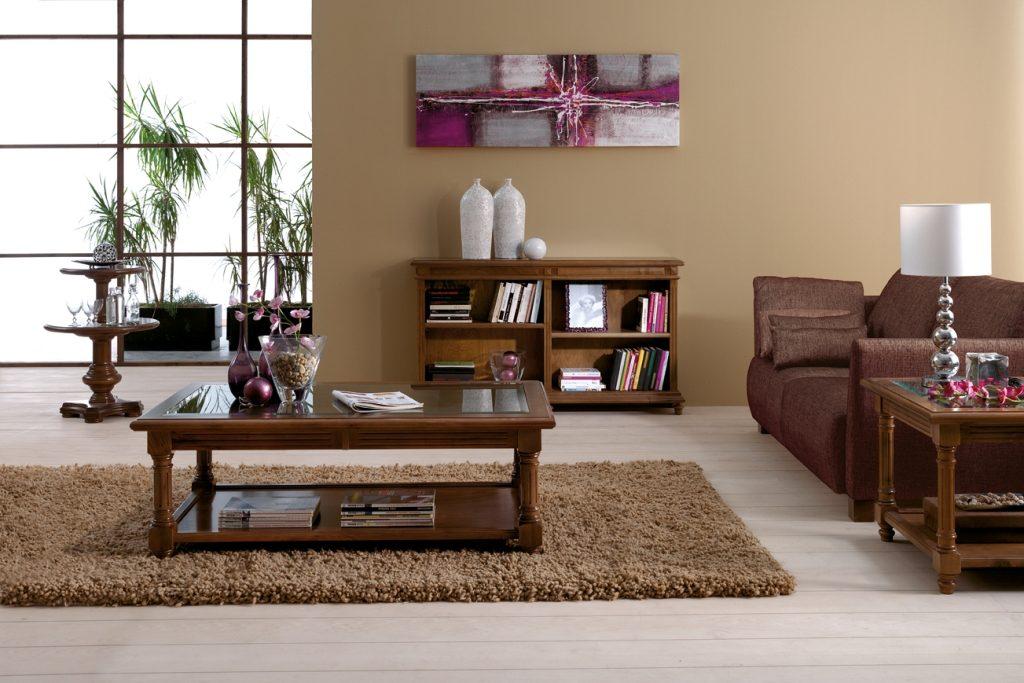 muebles clásicos a medida salones