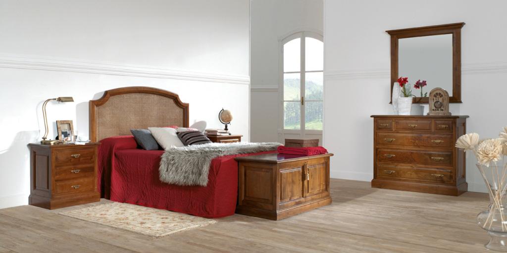 dormitorio clasico modelo agata aguirre artesanos