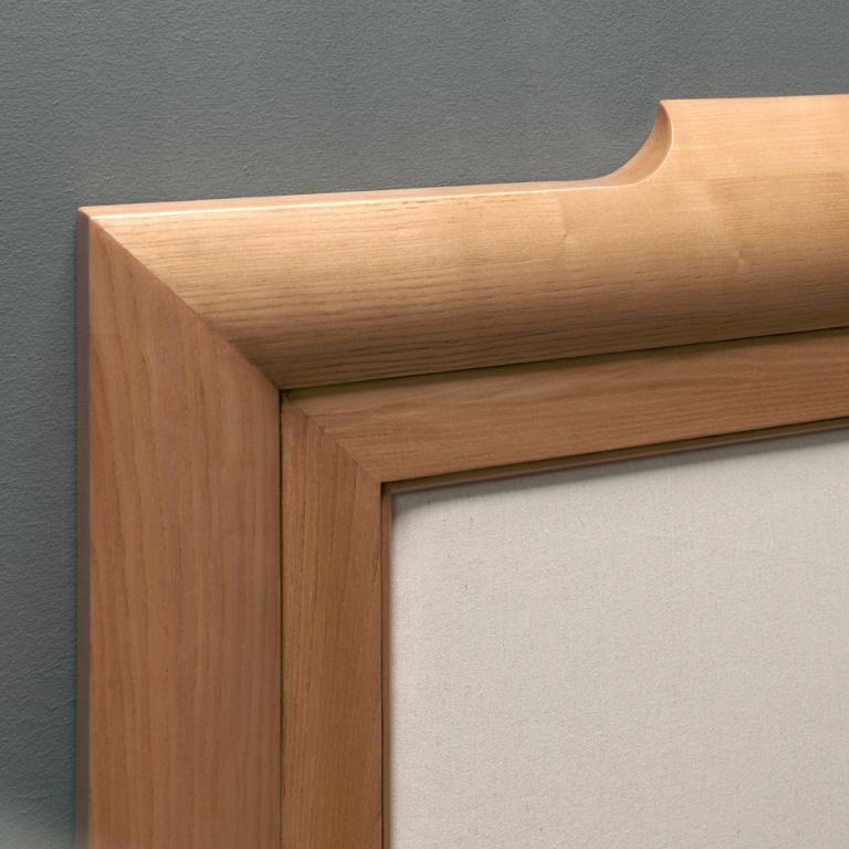 detalla marco dormitorio clasico