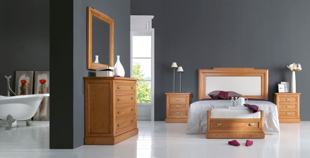 dormitorios clasicos a medida aguirre artesanos