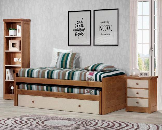 dormitorio juvenil clasico fabricado a medida